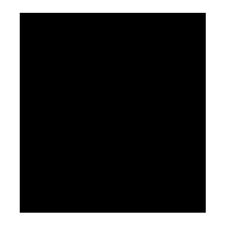 naklejki dekoracyjne na meble CHOINKI 14 cm - 14 szt - wzory skandynawskie
