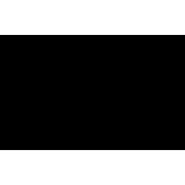 naklejki dekoracyjne BALONY w paseczki 9szt 45x28cm