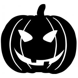 naklejka DYNIA 30x28cm Halloween