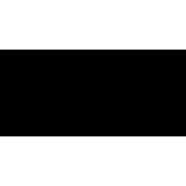 naklejka MIKOŁAJ NA SANIACH 23x46 cm