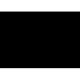 NAKLEJKA PIES 14cm - RÓŻNE WZORY - 60 kolorów