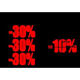 naklejki PROCENT -50% wzór nr 22